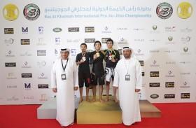 استكمال الاستعدادات النهائية لانطلاق بطولة رأس الخيمة الدولية لمحترفي الجوجيتسو