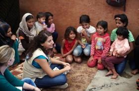 القلب الكبير تطلق حملة التبرع بالزكاة للاجئين خلال شهر رمضان