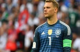 نوير يعتبر كل مباريات ألمانيا نهائية