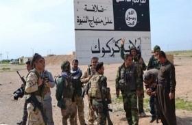 البشمركة تصد هجوماً لداعش جنوب كركوك