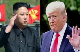 البيت الأبيض ينفي العلاقة الجيدة بين ترامب وكيم جونغ اون