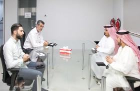 غرفة عجمان تعزز تواصلها المباشر مع مصانع وشركات الإمارة