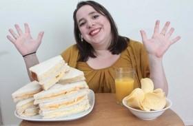 لا تتناول سوى الجبن لـ 30 سنة