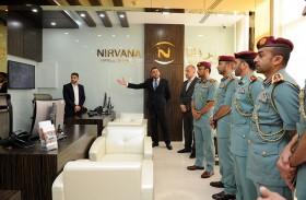 شرطة أبوظبي تدشن 3 مقرات لخدمات السفر والعروض الأخرى لمنتسبيها