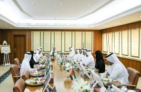 مجلس إدارة غرفة عجمان يعقد اجتماعه الأول للعام 2018