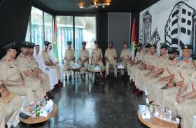 اجتماع مجلس القيادات التنفيذية في شرطة دبي