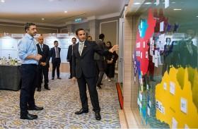 عبدالله بن زايد يحضر منتدى السفراء الاقتصادي في ماليزيا