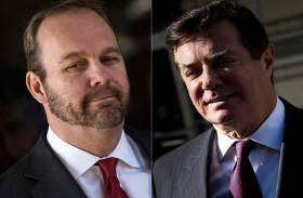 اتهامات جديدة لمستشارين سابقين لحملة ترامب