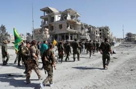 هزيمة داعش في الرقة بداية لجهود أمريكية أوسع