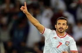 «الآسيوي» لكرة القدم يبرز إنجازات مبخوت مع «الأبيض» ويرصد أبرز محطاته