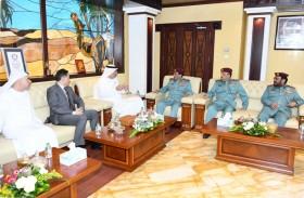 أحمد بن صقر : الامارات تتمتع بالأمن الاقتصادي على المستوى العالمي