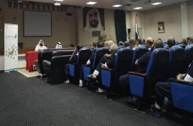 شرطة أبوظبي.. محاضرات تثقيفية لنزلاء المؤسسات العقابية والإصلاحية