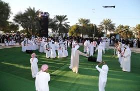 بلدية مدينة العين تستعد لفعاليات الاحتفال باليوم الوطني 46 في مدينة ألعاب هيلي