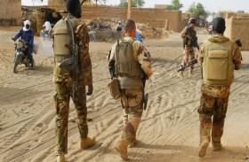 مقتل عشرة عسكريين ماليين في هجوم