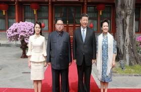 كوريا الشمالية: ري سول جو، من رفيقة إلى سيدة أولى!