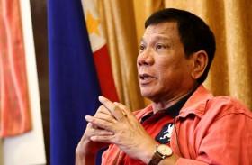 رئيس الفلبين: لهذه الأسباب أمضغ العلكة