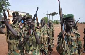 جنوب أفريقي يواجه الإعدام بجنوب السودان