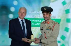 اللواء المري يستقبل القنصل العام البريطاني في دبي