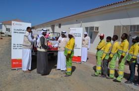 53 ألف مستفيد في أم القيوين من مساعدات الهلال الأحمر خلال 2019