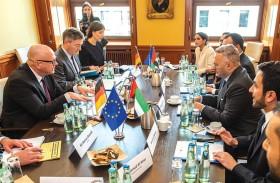 الجولة الخامسة للمشاورات السياسية بين الإمارات وألمانيا تعقد في برلين