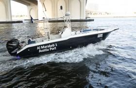 «ماب تيك» Map-Tech  تطلق تكنولوجيا التحكم بالقوارب الذاتية لقطاع النفط والغاز