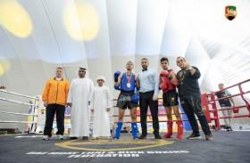 بطولة الإمارات للمواي تاي للناشئين والشباب