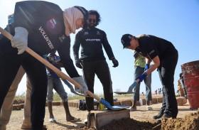 متطوعو دبي العطاء يبعثون الأمل في قلوب أطفال قرية نائية في السنغال