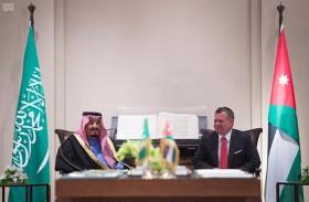 الأردن والسعودية تعربان عن رغبتهما في توحيد الصف العربي والإسلامي