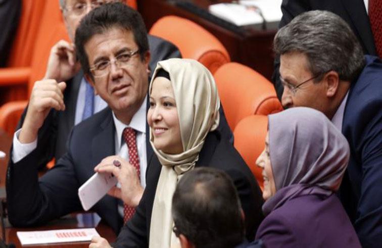 أرقام قياسية للنساء في برلمانات العالم