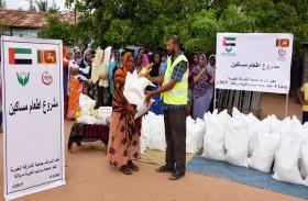 الشارقة الخيرية : 10200 أسرة تستفيد من مشروع إطعام الطعام في 34 دولة