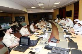 فريق عمل تطوير إدارة الحدث والبلاغ يعقد اجتماعه الأول