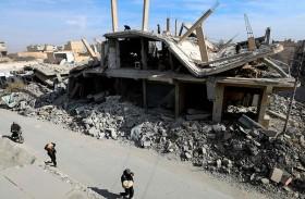 تركيا: واشنطن تلعب بالنار.. وروسيا تحذر من تقسيم سوريا