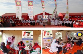 أطباء الإمارات يطلقون حملة مليون ساعة عطاء محلياً وعالمياً