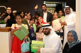 تنمية سياحة رأس الخيمة تستضيف 50 طفلا في مبادرات رمضانية