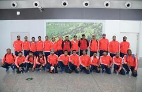 بعثة القوات المسلحة الرياضية تشارك في «دورة الألعاب العالمية» في الصين