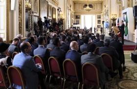 الإمارات تشارك في المؤتمر الخليجي البريطاني للشراكة بين القطاعين الخاص والعام بلندن