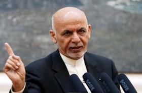 الرئيس الأفغاني يعتبر الوقت مناسبا للسلام