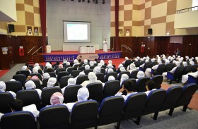 بلدية مدينة أبوظبي توعي طلبة المدارس من خلال مبادرة (مدينتي جميلة.. كلنا مسؤول)