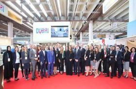 دبي تستعرض إمكانياتها لاستضافة فعاليات الأعمال العالمية خلال معرض «آيمكس فرانكفورت»