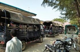 مقتل 7 متظاهرين برصاص الشرطة البورمية في راخين