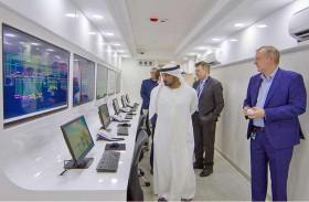 اطلاق مجمع البيانات المعيارية الجديد في مطار دبي الدولي