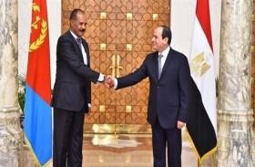 تقارب مصري إريتري لمواجهة تركيا وقطر في القرن الأفريقي
