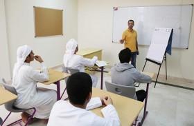 سالم بن هويدن: حريصون على تفوق اللاعبين دراسيا وتعزيز قيم التعلم