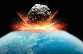 نجاة الأرض من انفجار هائل