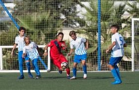 فرق مركز دو لا ليغا للكفاءات العالية تتألق أمام ملقا بطل الدوري الإسباني للشباب