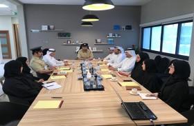 شرطة دبي تُطلع المحاكم على منظومتها في استشراف المستقبل