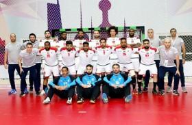 الشار قة يفوز على كاظمة الكويتي في انطلاق آسيوية كرة اليد الـ21
