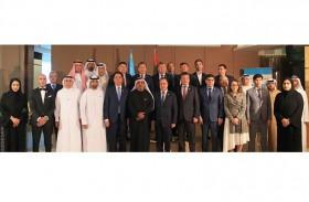 غرفة رأس الخيمة وكازاخستان يتفقان على الشراكة الاقتصادية المستدامة