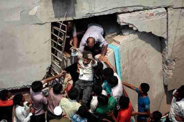 قتلى مبنى بنجلاديش المنهار فاقوا الألف