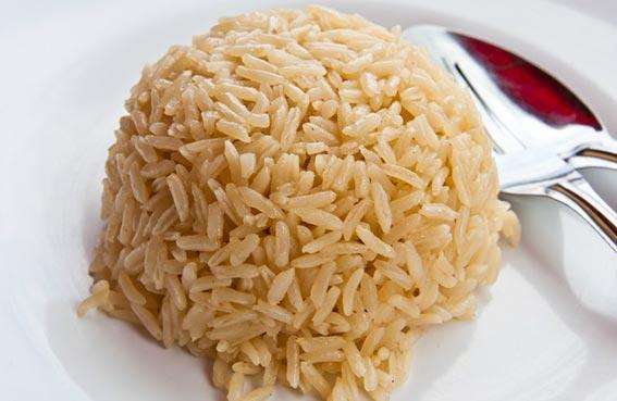 الأرز البني مساعد هام في إنقاص الوزن